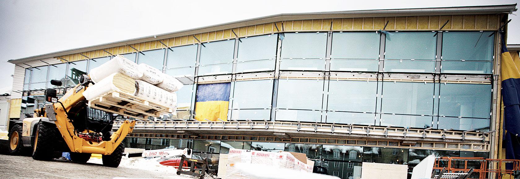 Hellströms bygger Allhuset i Piteå