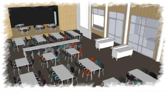 Hellströms bygger ny förskola åt Skellefteå kommun i Byske